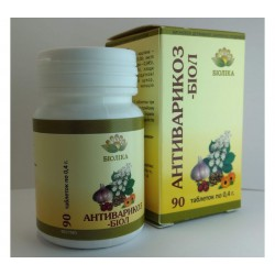 Антиварікоз-біол (90 шт)